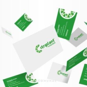 Citriplant - Estacionário Gráfico